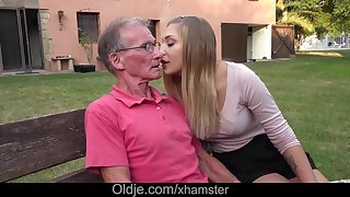 Grandpa set of beliefs  blonde anal have sex positions
