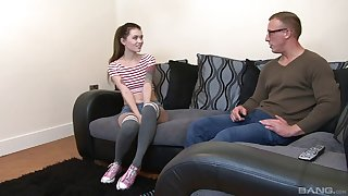 Flexible Misha Cross wants to dissemble her fucking proficiency to her side