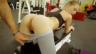 Sex At The Gym